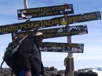 Climbing Mount Kilimanjaro, Marangu Route
