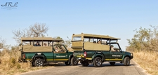 Toe Of The Vehicles Out On A Safari, Been Able To Communicate With Two Way Radio's