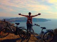 Santorini Romantic Sunset eBike Tour