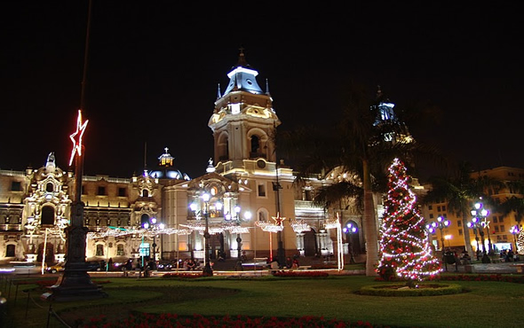 Christmas Traditions in Perú Photos