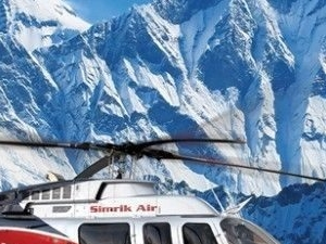 Everest Base Camp Trek And Fly Down by Helicopter Fotos