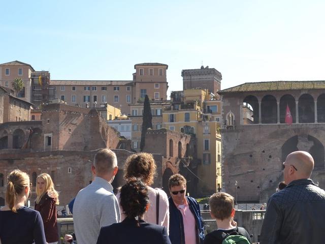 Rome Highlights by Bike Photos