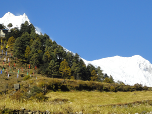 Manaslu Circuit Trek in Nepal Photos