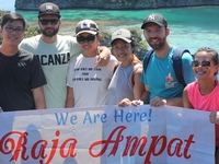 DREAM RAJA AMPAT TOUR 4 DAYS 3 NIGHTS