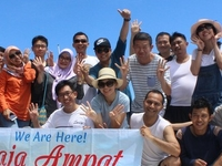 DREAM RAJA AMPAT TOUR 7 DAYS 6 NIGHTS