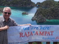 PRIVATE VIP TOUR RAJA AMPAT 2 DAYS 1 NIGHT