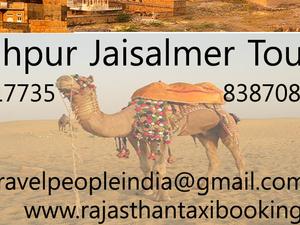 Rajasthan Desert Student Package Photos