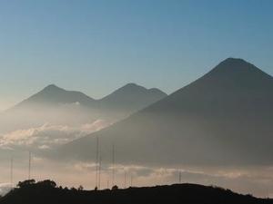 Acatenango Volcano Trek Fotos