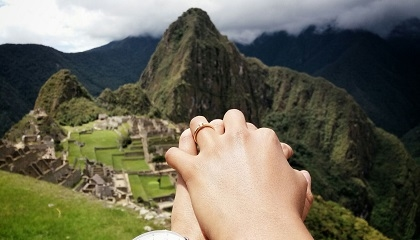 Machu Picchu by Train Photos