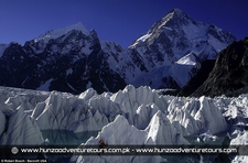 K2 Peak Pakistan