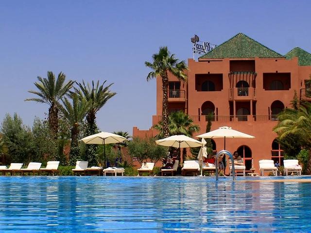 Morocco Golfing Holiday Photos
