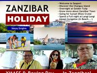 X-Mass & Boxing Day Holiday in Zanzibar Island