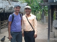 Visited Cambodian Village