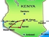 Kenya Rift Valley Trails