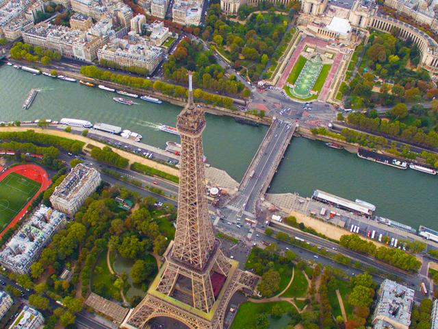 Weekend in Paris Photos