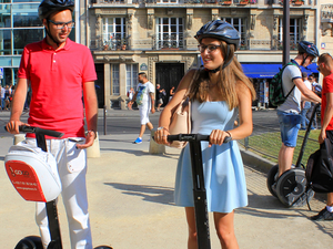 Paris Segway Golden Privat Tour