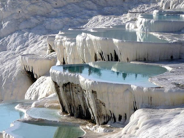 Tour from Istanbul to Ephesus-Pamukkale-Cappadocia Photos