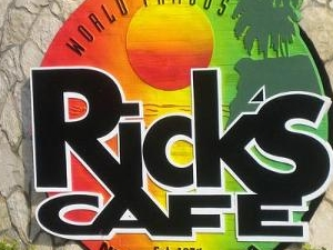 Rick's Cafe Negril from Runaway Bay Fotos