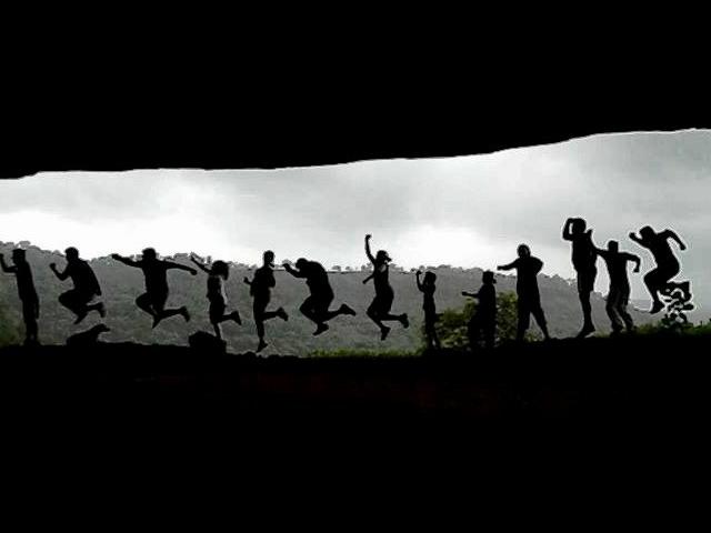 Nightout in a Cave Photos