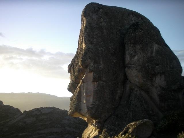 Mystery Mountain - The Markawasi Plateau Photos