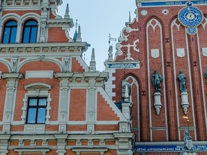 Private Walking Tours in Riga Together with a Lovely Local Guide