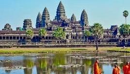 Siem Reap Tour Fotos