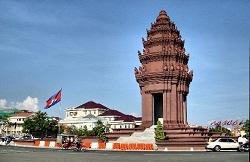 Phnom Penh Tour Fotos