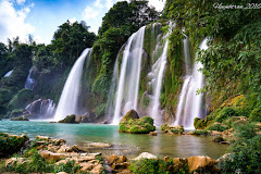 Ha Noi - Ba Be - Cao Bang - Ban Gioc Water Fall - Lang Son Photos
