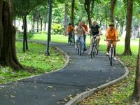 Bangkok City Culture Bicycle Ride