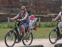 Colors of Ayutthaya Bicycle Ride