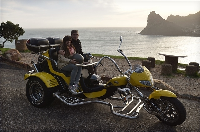 Romantic Chapmans Peak Sunset Tour by Trike Photos
