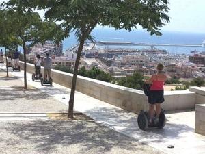 Alicante Segway Tour Photos