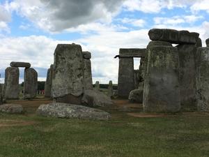 Stonehenge & Salisbury Fotos