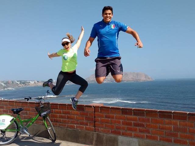 20 % Discount on Bike Tour - Miraflores - Barranco Photos