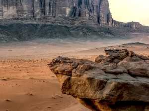 Amman City Tour & Wadi Rum One Day Photos