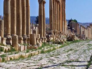 Full Day Tour : Jerash, Ajloun, Umm Qais Fotos