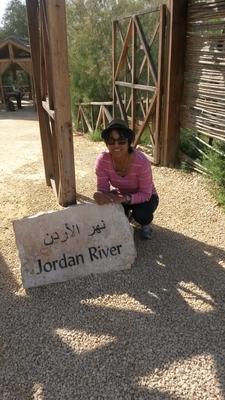 Baptism Site (Jordan River) - Jordan Day Tour