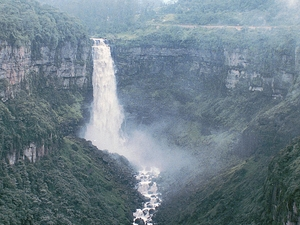Salto Del Tequendama And Hacienda Del Cafe