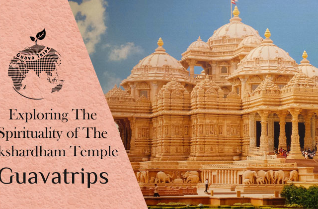 Exploring the Spirituality of the Akshardham Temple Photos