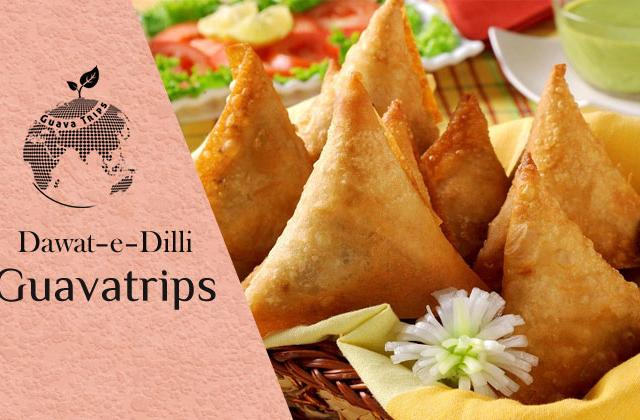 Old Delhi Street Food Tour Photos
