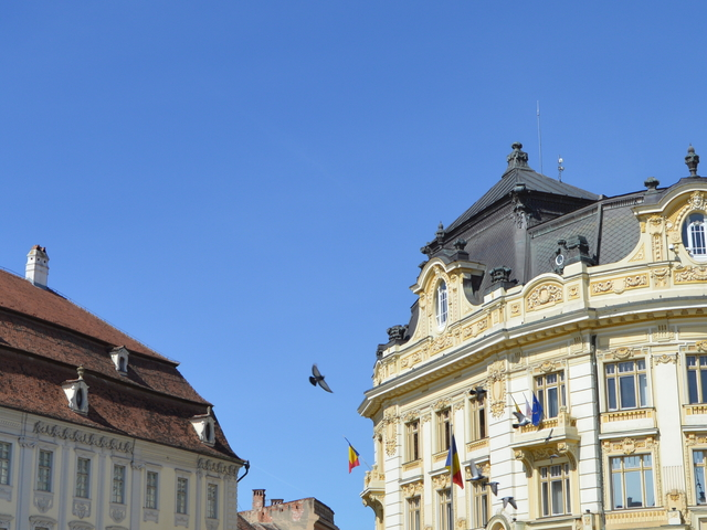 Walking tour of Sibiu from 10 EUR/pers Photos