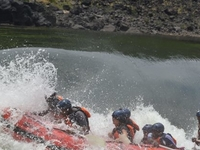 Rafting and Bunjee Jumping