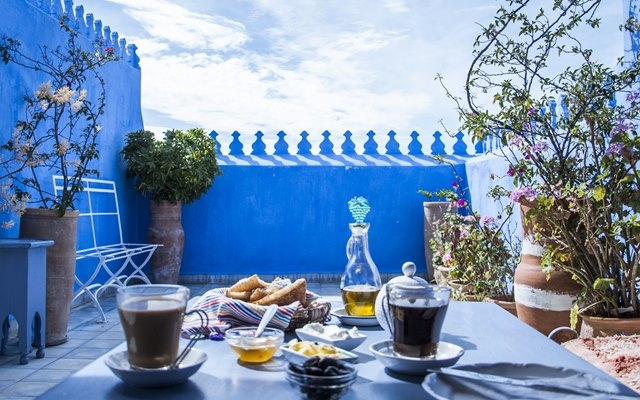 Day Trip from Fes to Chefchaouen Photos