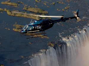 7 Victoria Falls: 3 Countries from 1 Hotel Fotos