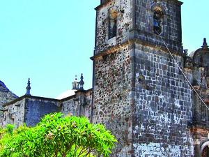 San Javier Mission in Loreto Fotos