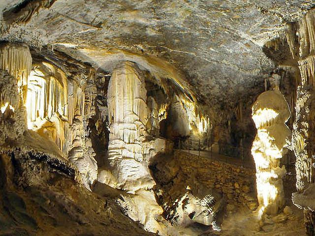 Postojna Cave with Train Ride and Predjama Castle Tour Photos