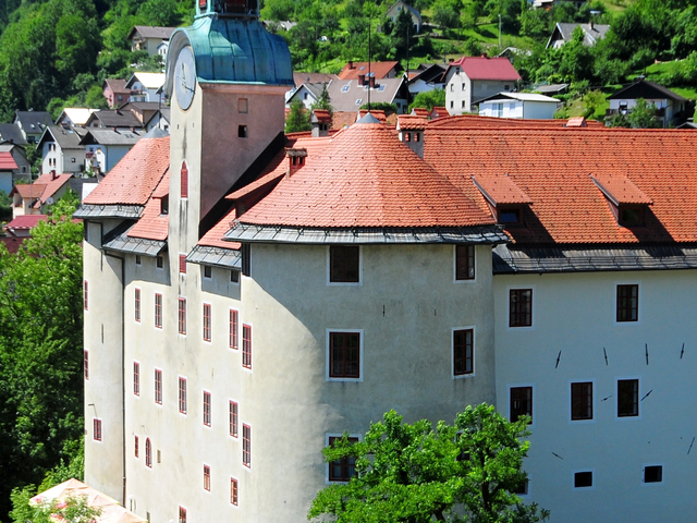 Idrija with Castle & Mercury Mine Tour Photos