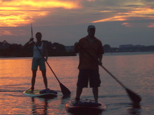 Guided Stand Up Paddle Board Adventure Photos
