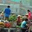 Morning At The Floating Market In Mekong Delta Vietnam