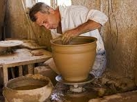 Pottery On Crete
